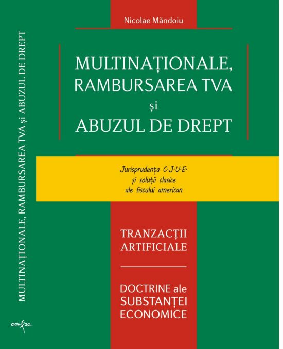 Multinationale, Rambursarea TVA si Abuzul de drept