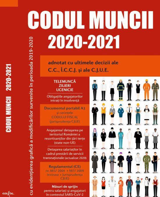 Codul muncii 2020 – 2021