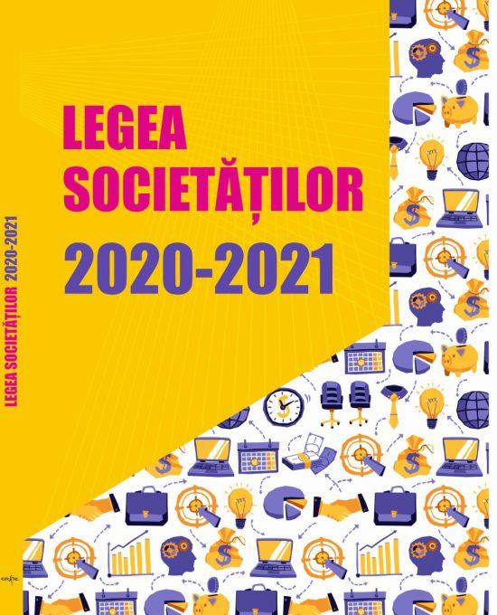 Legea societatilor 2020 – 2021