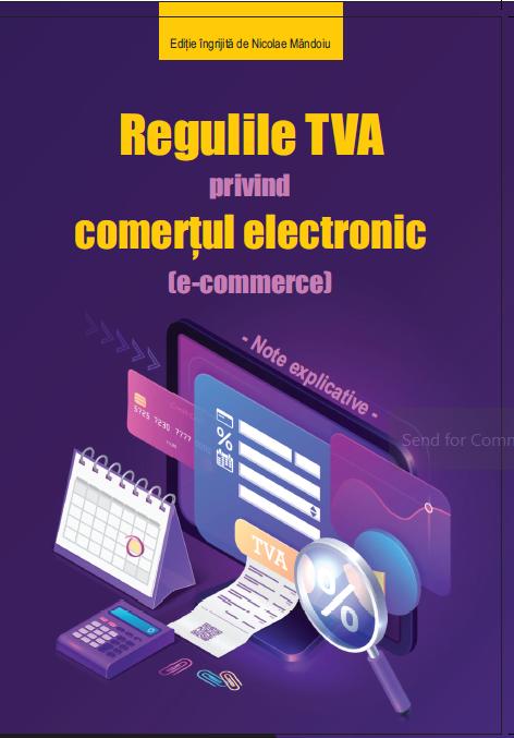 Regulile TVA privind comertul electronic – Note Explicative – Produs digital